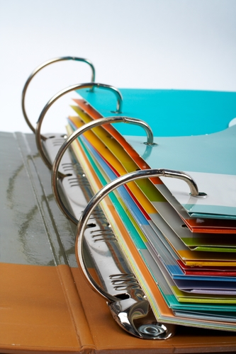 Organizing a novel