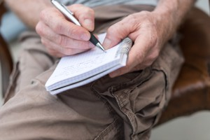 how to begin writing a novel