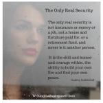 Audrey Sutherland Quote
